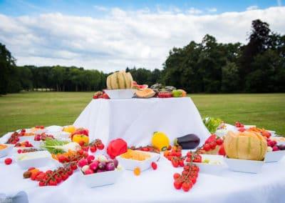 Orangerie-Buffet mariage