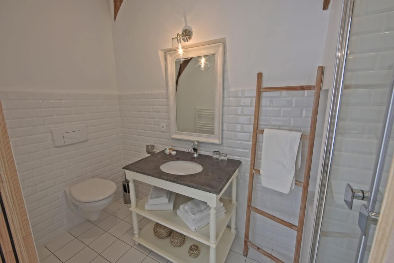 """Orangerie-Salle de bain- Chambre """"La Molière"""