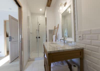 """Orangerie-Salle de bain-Chambre """"Les Arcis"""""""