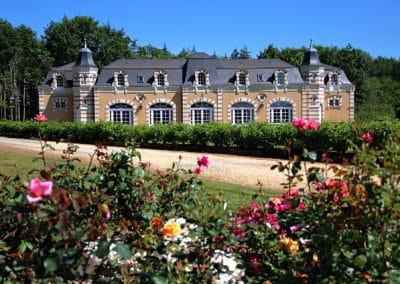 L'Orangerie, Coté Sud