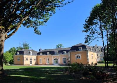 L'Orangerie et sa jolie Terre de Bruyère